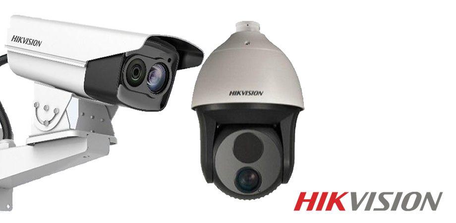 Hikvision apresenta linha de câmeras térmicas