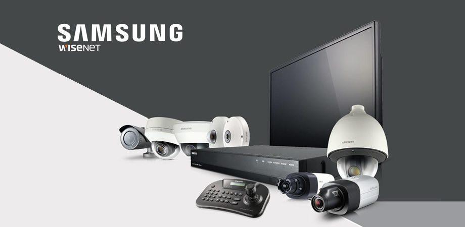Samsung Wisenet Série Q traz codificação H.265 e tecnologia WiseStream