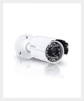 Câmera Infra AHD 15 MT 1/4 3,6mm HD GSHD15CTB, Tubular BCA - GIGA (PPB), MR2NET Segurança Eletrônica (01)