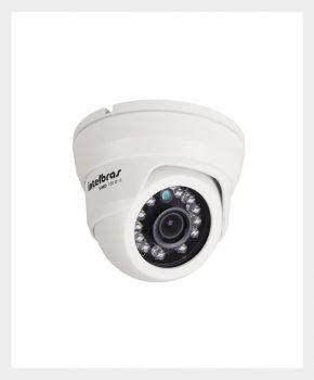 Câmera Infravermelho 10 MT 1/4 3,6mm 640L VMD 1010 Dome - Intelbras