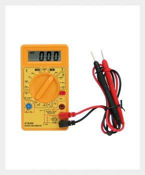 Multímetro Digital DT 830D, MR2NET Segurança Eletrônica (01)